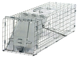 Havahart 1088 Medium Collapsible Cage Trap #1088