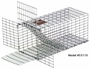 Safeguard� Squirrel Controller Traps 53120SCT