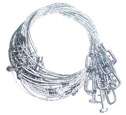 Northern's 3/32 Coyote Cable Restraint Snares #33260crs