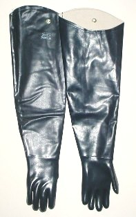 Ansell Edmont B-Grade Shoulder Gauntlets 9-430b