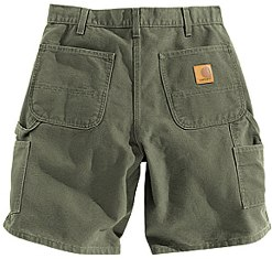 Carhartt Washed Duck Work Shorts B25