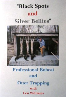 Black Spots and Silver Bellies DVD by Len Williams BSSB01byLW