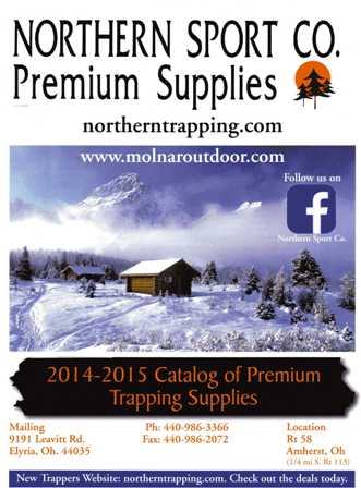 Northern Sport Co. Trapping Catalog 2014-2015