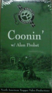 Coonin' with Alan Probst DVD #coonin