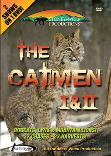 The Catmen I & II DVD #catmen