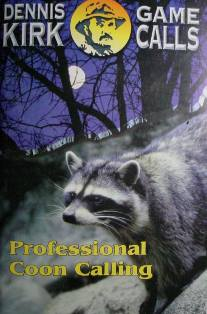 Professional Coon Calling Book by Dennis Kirk #dkbook04