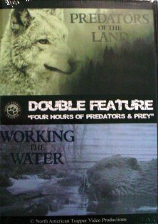 Double Feature Predator & Prey DVD by North American Trapper  dfdvd