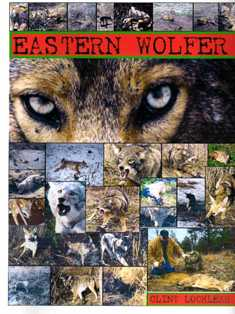 Eastern Wolfer Book by Clint Locklear #easewolfbk