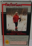 Fur Fish Game Professional Muskrat Trapping DVD ffgpmt