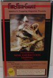 Fur Fish Game Professional Mink and Raccoon Trapping DVD #PMRT