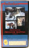 Fur Fish Game Professional Predator Trapping DVD #PPT II