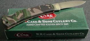 Case Camo Knife #Camo