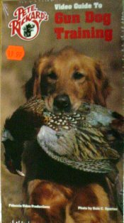 Pete Rickard's Gun Dog Training Video #51537