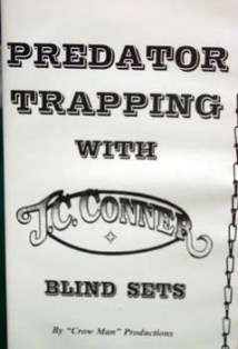 Predator Trapping Blind Set DVD by J.C. Conner #convideo03
