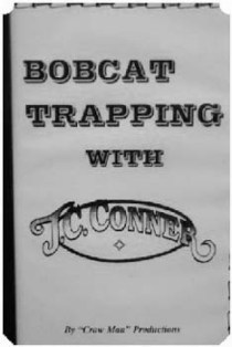 Bobcat Trapping DVD by J.C. Conner  convideo01