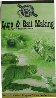 Lure & Bait Making by Johnny Thorpe  Way DVD #Lure Making by JW