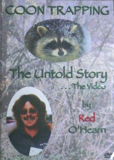 COON TRAPPING-THE UNTOLD STORY DVD CT-USTV by Mike