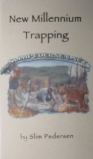 New Millennium Trapping DVD by Slim Pedersen slimvideo5