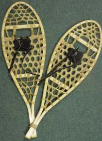 Mini Snow Shoe Set minishoe
