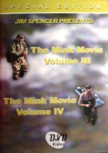 Jim Spencer Presents Mink Movie Vol III and IV DVD dvdspencer34