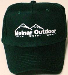 Molnar Outdoor Baseball Cap logohat