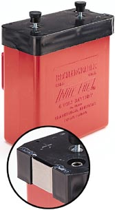 NL682 Nite Lite Replacement Battery - Rechargeable #NL682