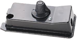Rheostat Switch Cover by Nite Lite NL83R
