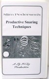PRODUCTIVE SNARING TECHNIQUES DVD by Slim Pedersen PST by Slim Pedersen