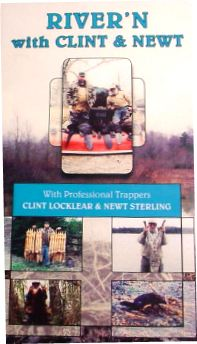 River'n with Clint and Newt DVD #Rivern by Clint and Newt