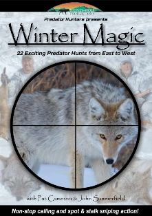 Winter Magic Predator Hunters DVD wintermag
