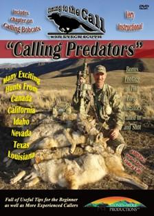 Calling Predators DVD callingpred