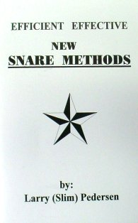 New Snare Methods Book by Pedersen pedersenbk04