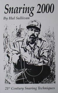 Snaring 2000 Book by Hal Sullivan #hsulbk02