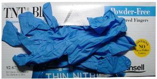 Nitrile Skinning Gloves #NSG01