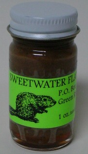 SweetWater Flattail Beaver Lure sweetlu