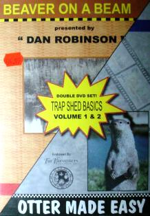 Trap Shed Basics Vol 1 and Vol 2 DVD by Dan Robinson vid302