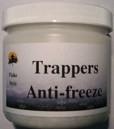 Trappers Flake  Anti-freeze  Trapantisale