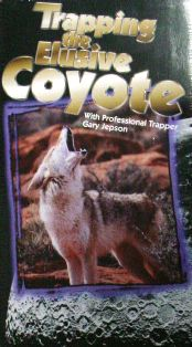 Trapping the Elusive Coyote DVD by Gary Jepson VO06