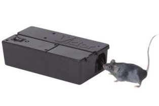 Victor Electronic Mouse Trap, Model# M250 emice01