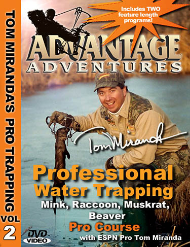 Tom Miranda Professional Water Trapping DVD Pro Course 39734