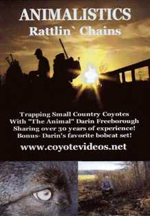 Animalistics Rattlin' Chains DVD 91716-8