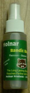 Molnar's Bandit Buddy Spray banbud