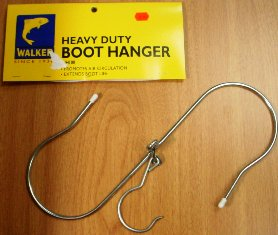 Heavy Duty Boot Hanger #hd boot hanger