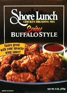 Shore Lunch Spicy Buffalo Style #24739