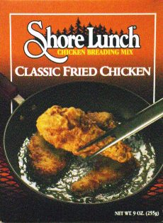 Shore Lunch Classic Fried Chicken  #15001