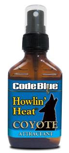 Code Blue Howlin' Heat Coyote Attractant #OA1136