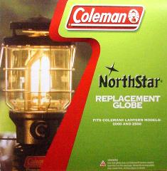 Coleman NorthStar Replacement Globe 2000B043C