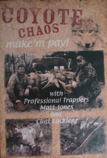 Coyote Chaos Make'm Pay DVD by Clint Locklear and Matt Jones coychoasdvd