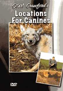 J.W. Crawford's Locations For Canines DVD  JWCcanines