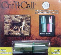 Crit'R�Call Predator Mouth Calls critrcall11